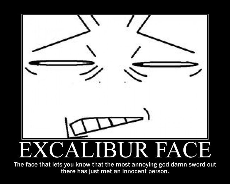 excalibur death eater