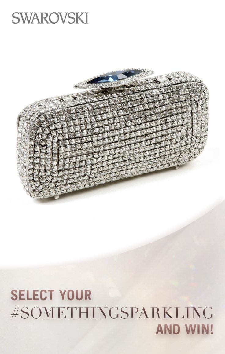 Pin to win your #somethingsparkling with Swarovski https://www.facebook.com/Swarovski/app_717222928303429?ref=ts