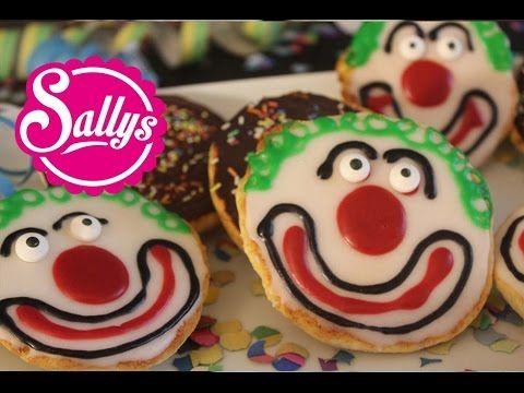 perfekte Amerikaner wie vom Bäcker /schnell, einfach, lecker /Fasching & Karneval 30.01.15 - YouTube