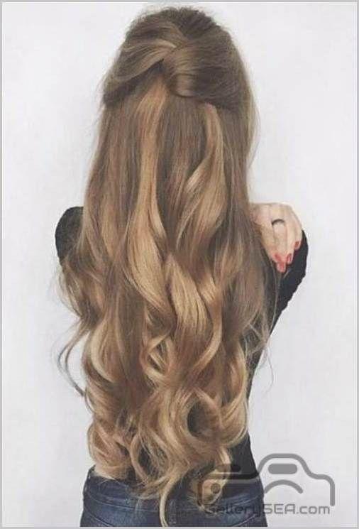 Stilvolle Einfache Hochsteckfrisuren Fur Lange Haare Trend