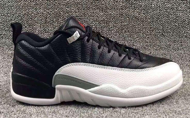 The Air Jordan 12 Low Playoff Debuts Next Year