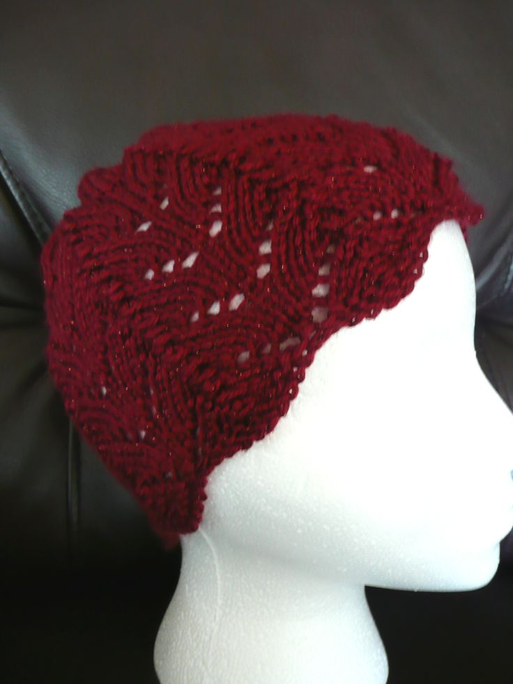 cap patterns chemo Adult