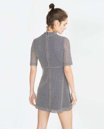 Image 5 of BABY DOLL DRESS from Zara