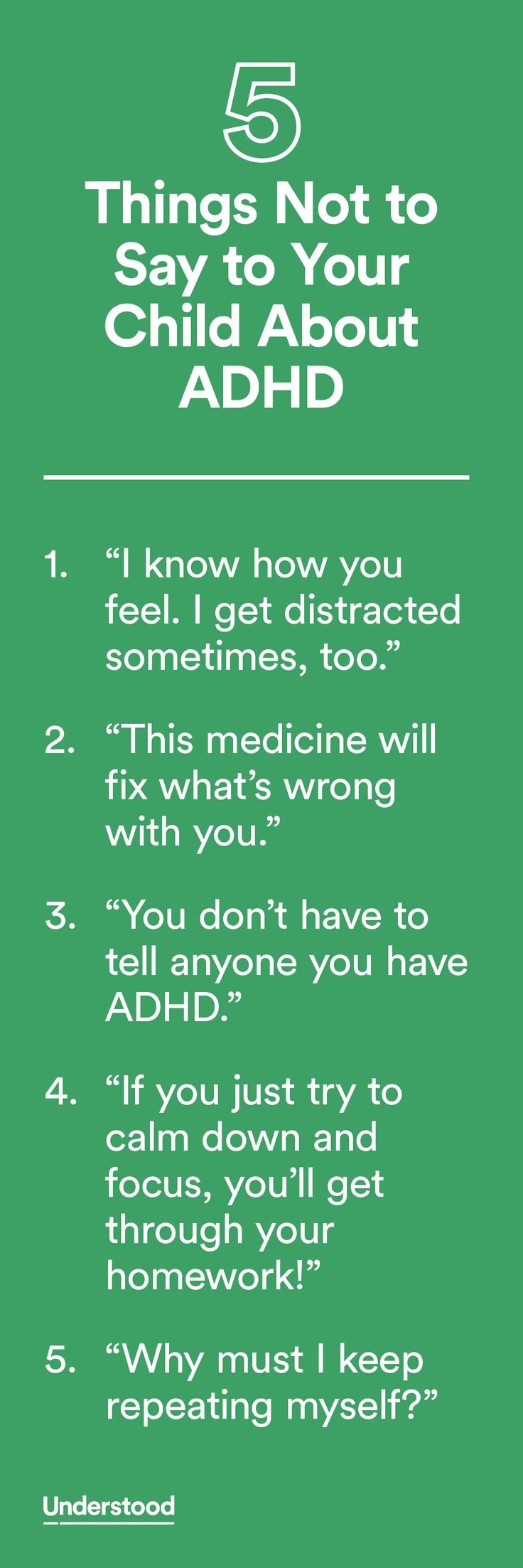 ten positive things about adhd 7 facts you need to know about adhd association between adult attention deficit/hyperactivity disorder and obesity in the us population.