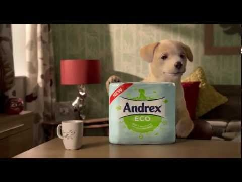 """VIDEO: Andrex Eco Advert. Andrex launch toilet tissue with bamboo and recycled paper and invite customers to 'Get Bamboozling' with various promotional campaigns, e.g. """"Get Bamboozling today - swap your usual roll at home for Andrex® Eco. It's so soft, they'll never notice""""."""