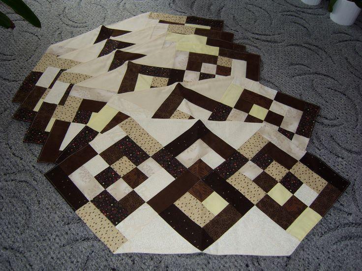 patchwork dečky