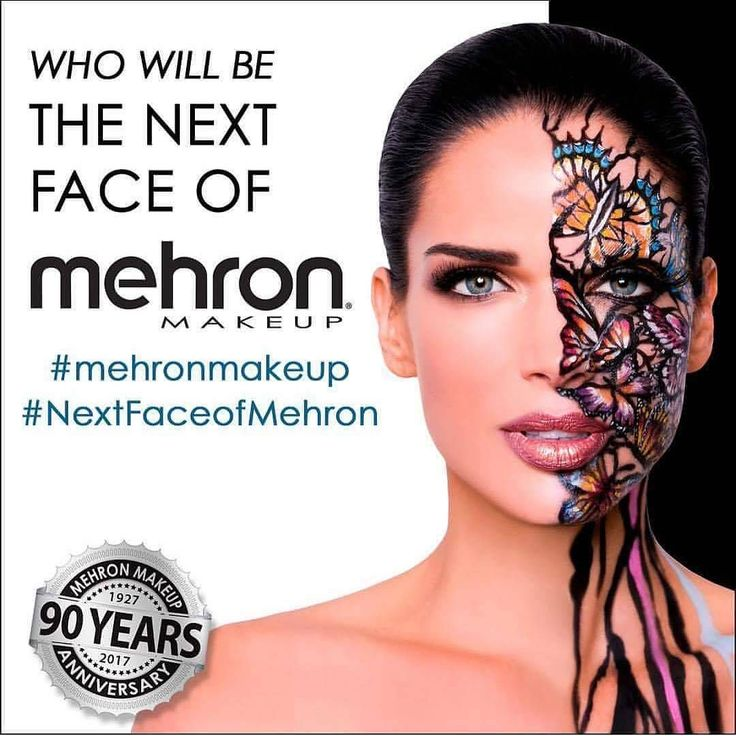 WHO WILL BE THE NEXT FACE OF MEHRON? In celebration of Mehrons 90th Year Anniversary we invite you to participate in our Next Face of Mehron Makeup Instagram Contest. The winner will receive a cash prize Mehron products and a spotlight feature on Mehrons website blog and social media platforms of over a quarter million followers!. . . . CONTEST RULES: 1. Repost the following image on Instagram and tag @mehronmakeup and hashtag #mehronmakeup & #NextFaceofMehron. 2. Post a high-resolution…