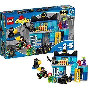 #Lego #legoDuplo #legoDuploComics #SuperHeroes #Batman #Batcave #Challenge #lego10842  #Bricks #Bloks