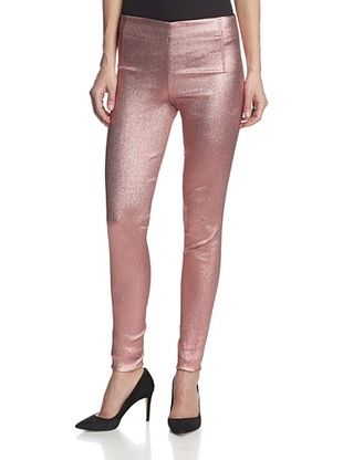 61% OFF Byron Lars Women's Mica Stretch Skinny Pants (Blush)