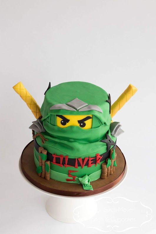 Ninjago Birthday Cake Lego - Birgit Syrch-Moser Torten & Cupcakes e.U. - Google+