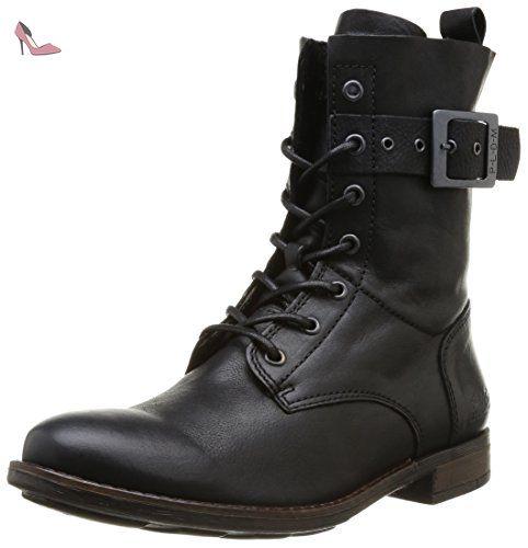 PLDM by Palladium Udita, Bottes Classiques femme, Noir (315/Black), 41 EU - Chaussures pldm by palladium (*Partner-Link)