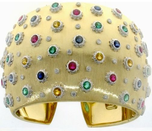 Buccellati- the ULTIMATE cuff