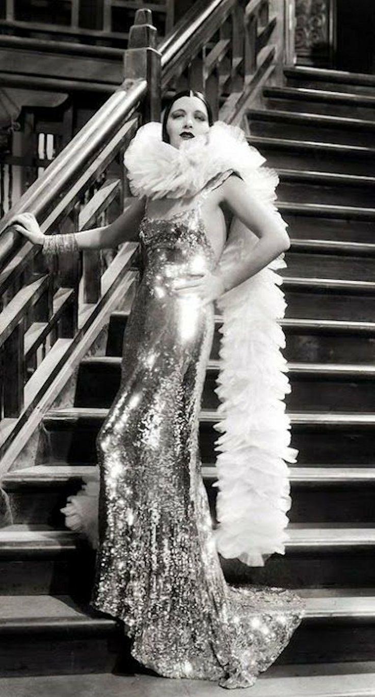 Kay Francis, in Orry-Kelly - 1934 - Mandalay