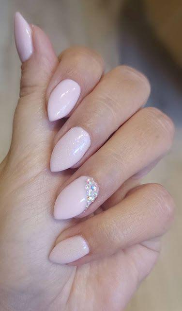 SEMILAC 128 Pink Marshmallow + Efekt syrenki