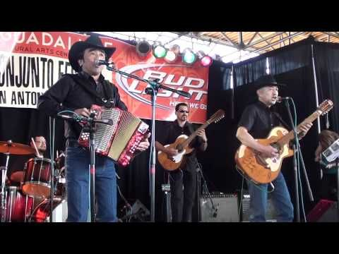 Conjunto J ( Japan) at The Tejano Conjunto Festival..2011
