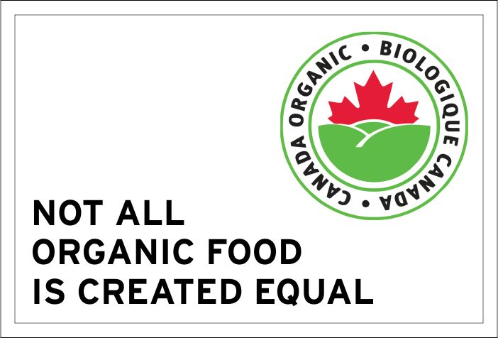It's better for our planet, for our health, and for the farmers... but not all #organic food is created equal!