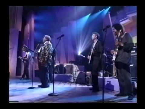 B.B. King, Eric Clapton, Buddy Guy, Albert Collins & Jeff Beck Apollo Theater, NY 06 15 93 - YouTube
