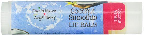 Earth Mama Angel Baby Coconut Smoothie Lip Balm