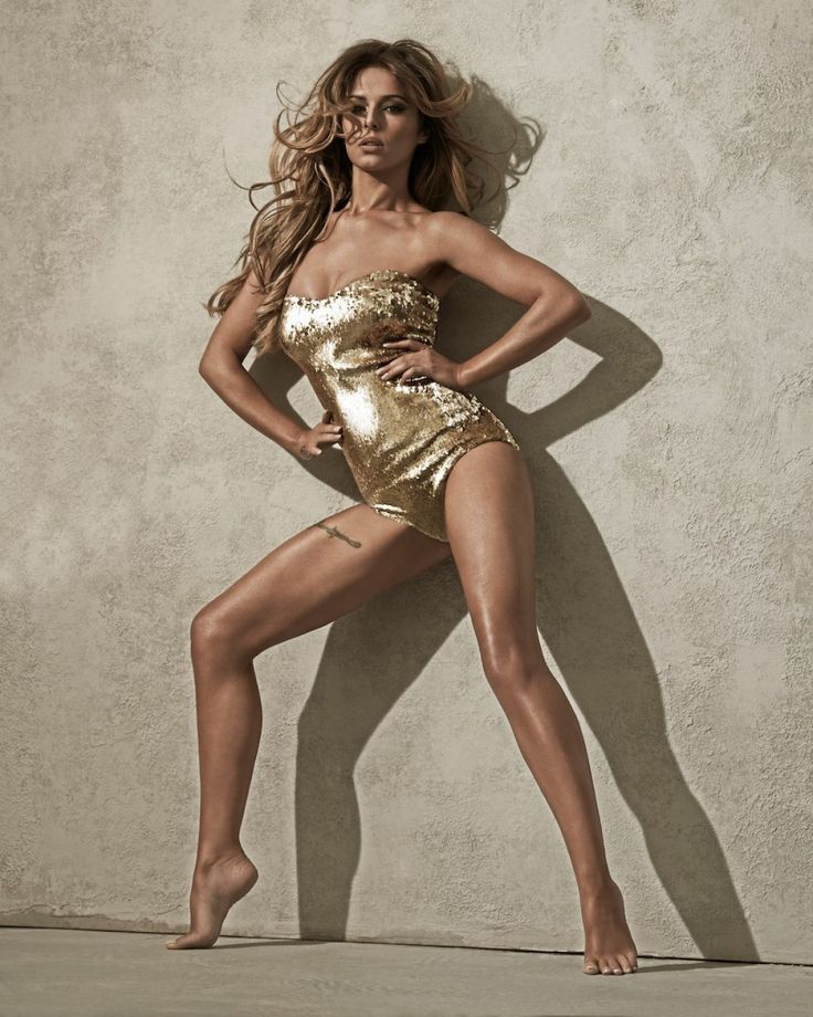 Cheryl Cole In Gold Swimsuit Crazy Stupid Love Single Promos 1 1200x1501 Pixels