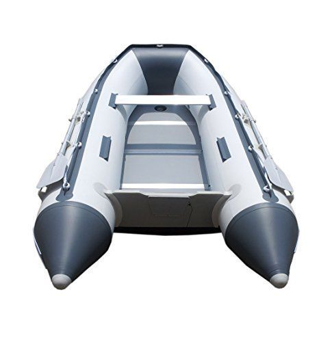 Newport Vessels 10-Feet 6-Inch Newport Inflatable Sport Tender Dinghy Boat - USCG Rated (White/Gray) >>> Details can be found by clicking on the image.