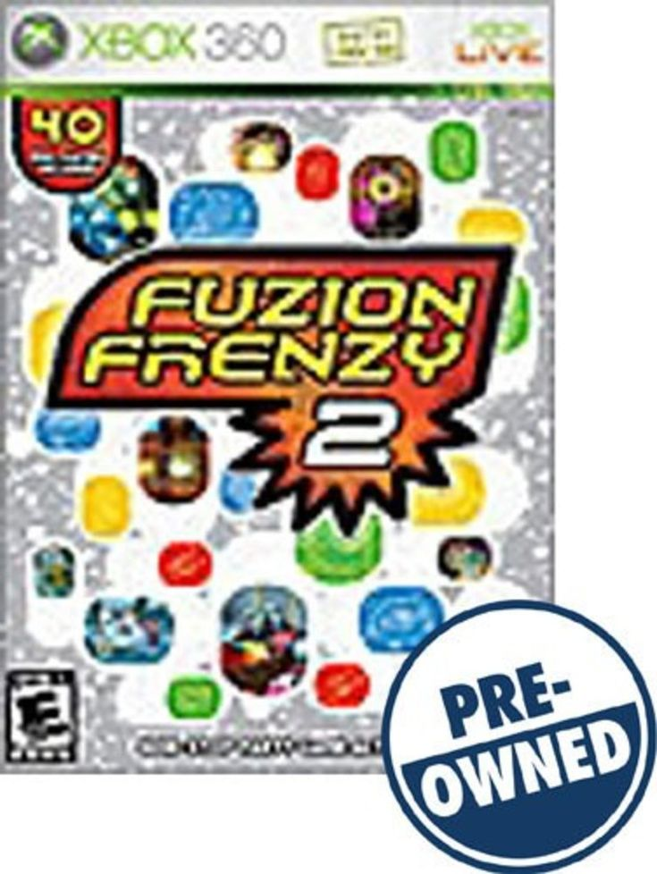 Fuzion Frenzy 2 — PRE-Owned - Xbox 360