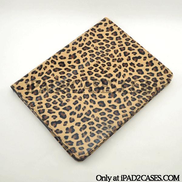 The LeopardCase iPad 2 case in its original Leopard color!