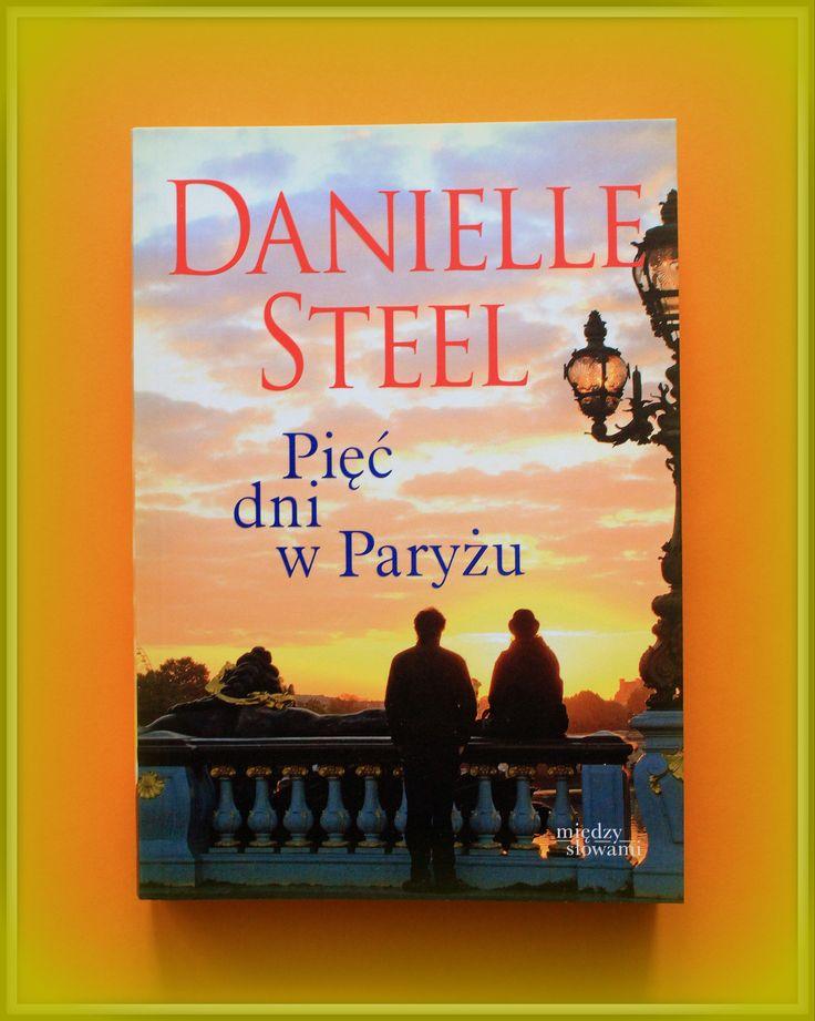 """Książka dla Ciebie i na prezent - """"Pięć dni w Paryżu"""" w księgarni PLAC FRANCUSKI. Miłość wybuchająca w mieście miłości. Wyciskacz łez."""