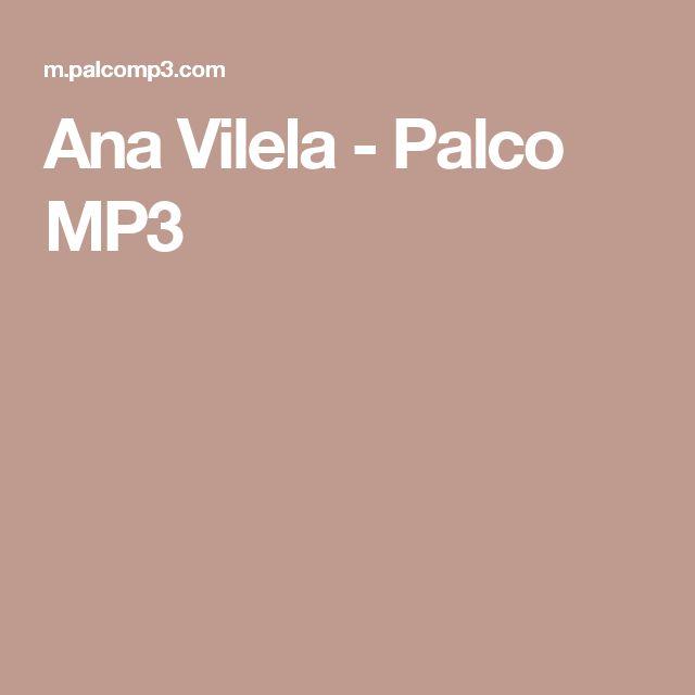 Ana Vilela - Palco MP3