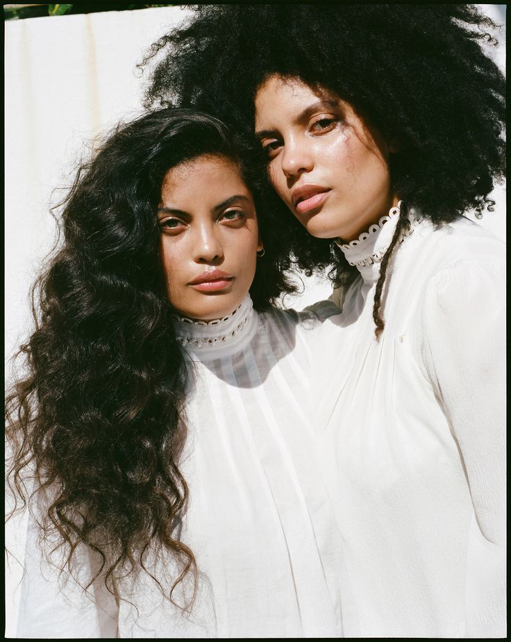 The FADER Tumblr — IN THE SPIRIT OF SANTERIA, IBEYI'S SONGWRITING IS...