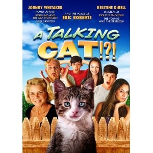 A Talking Cat!?!: Amazon.ca: Eric Roberts, Johnny Whitaker (Family Affair) and Kristine DeBell (Meatballs)., Dave DeCoteau: DVD