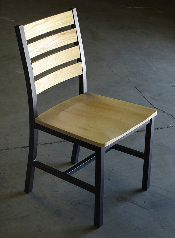 Edge Indoor Dining Side Chair Shown In By MapleCityFurniture, $240.00