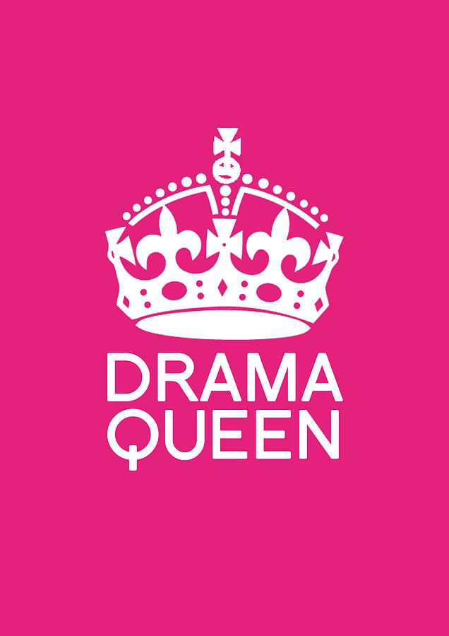 'Drama Queen' I do wear it well!!!!!!!!!!!!!!!