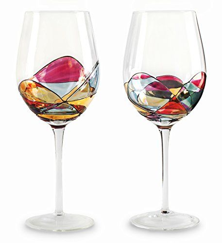 26 Best Images About Unique Wine Glasses On Pinterest