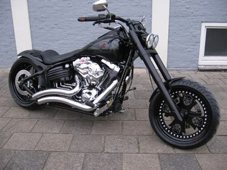 custom fat bob motorcycles pinterest love bikes and dr who. Black Bedroom Furniture Sets. Home Design Ideas