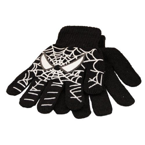Spiderman gloves are a necessity for spiderman