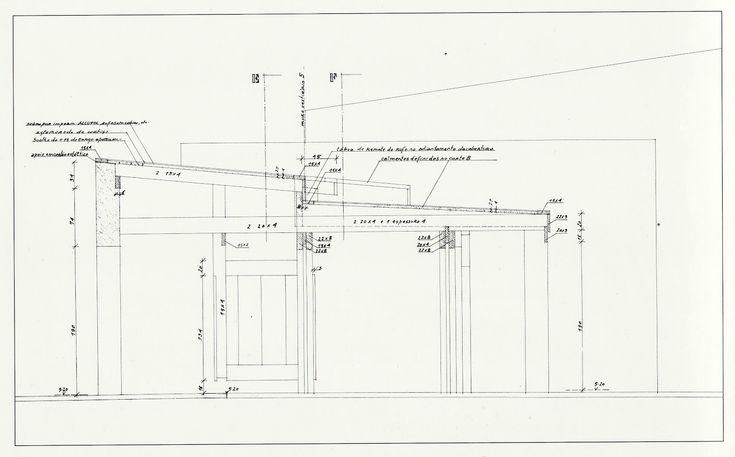 Siza Leca Section 2nd 1600 995 Alvaro Siza Pinterest Swimming Pools Arch And