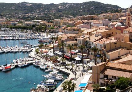 Calvi, home to a thirteenth-century citadel, on the island of Corsica. Can you feel the #Romance?  http://willisnichetravel.com