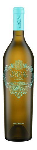 Pazo San Mauro Albariño 2016 75 cl