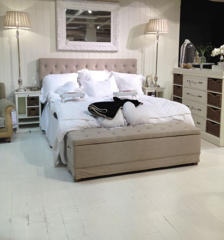 Love this bedroom from for Sandvika ikea