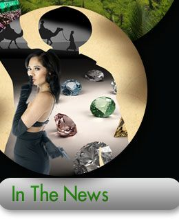 Check out the news of the Bahia Emerald