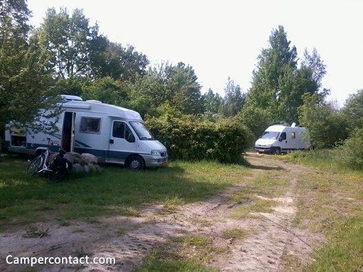 Camperplaats Wijster (Grondsels) | Campercontact