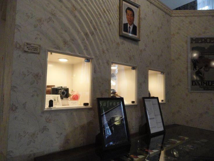 2004 日本自動車殿堂 初代館長:前田彰三 http://mmj-car.com/info/palace_01.html