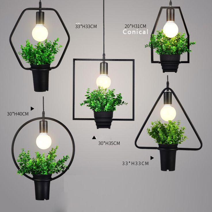 Оптовая современные подвесные светильники hanglamp декоративные светильники для ресторана столовая кухня Лампа Эдисон Лампы 110 В 220 В купить на AliExpress