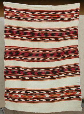 Blankets Navajo - Navajo Transitional Blanket
