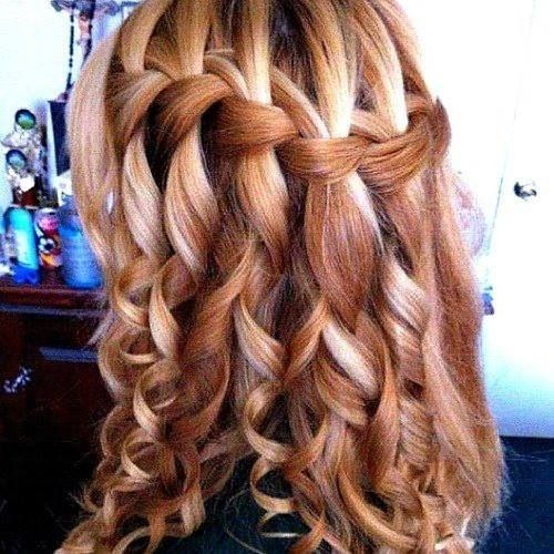 Hair for semi tmrw night? :)