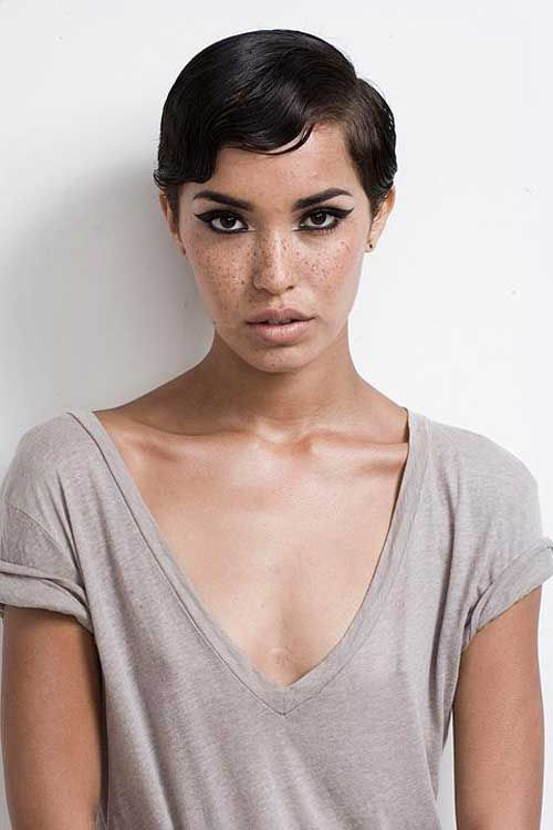 Admirable 17 Best Ideas About Asian Pixie Cut On Pinterest Asian Undercut Hairstyle Inspiration Daily Dogsangcom