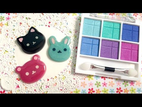 Resin Tutorial: Use Eyeshadow to Color Resin | HeyItsViri - YouTube
