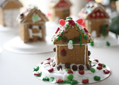 43 Best Images About Graham Cracker Houses On Pinterest