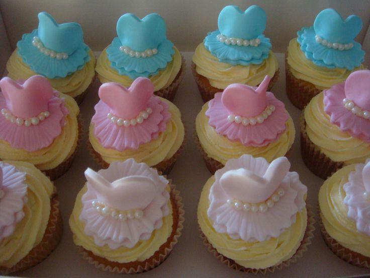Tutu cupcakes for the dance teacher