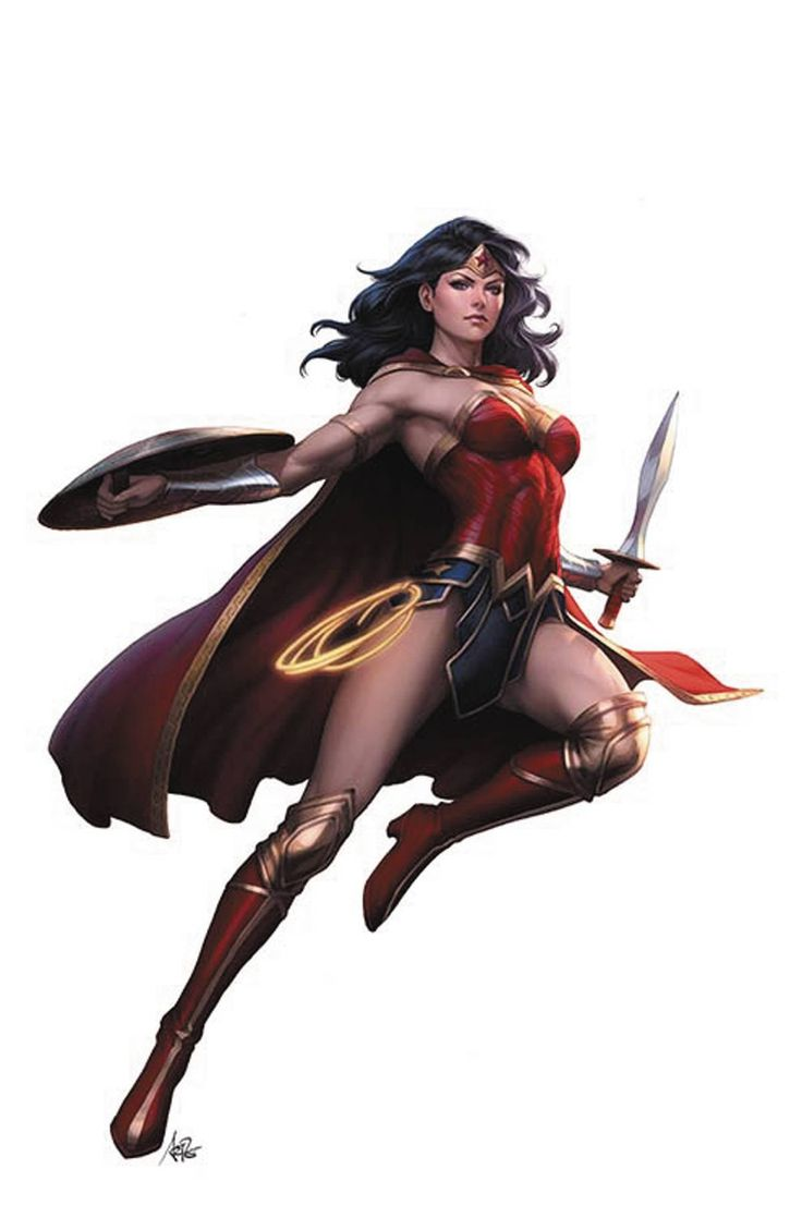DC COMICS (W) Greg Rucka (A) Paulo Siqueira, Liam Sharp (CA) Stanley Lau After suffering an unimaginable loss, Wonder Woman must rebuild her mission as Earth's ultimate protector and champion. DON'T M